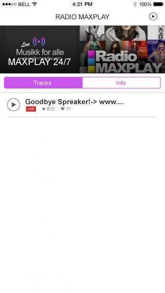 RADIO MAXPLAY