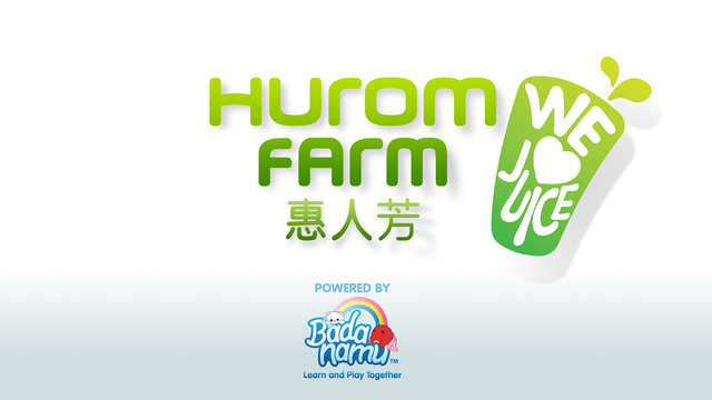 Hurom Farm I Love Juice (我爱原汁)