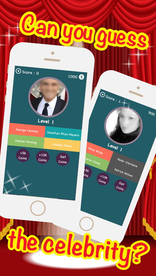 CelebUp World Celeb Fan Quiz Party : Fun IQ Test for Movie Song and TV Film Word Trivia