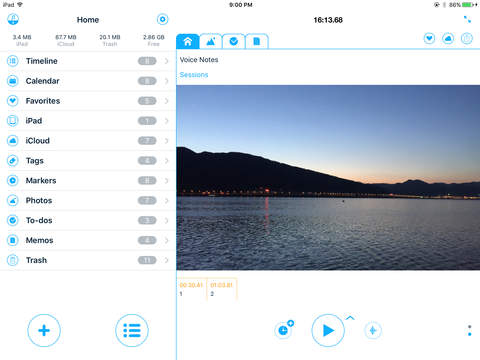Voice Notes Pro - Recorder, Notepad Screenshots
