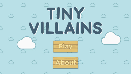 Tiny Villains - Snakes and Ladders