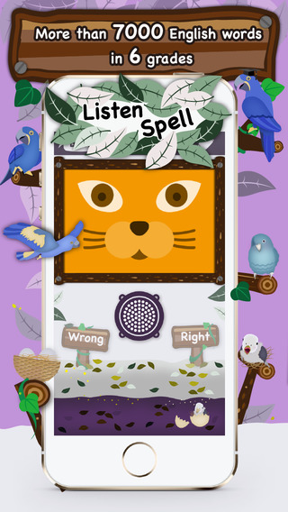 Listen and Spell