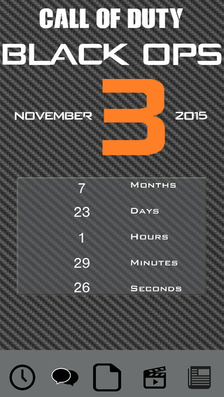 Countdown: Black Ops 3 Edition