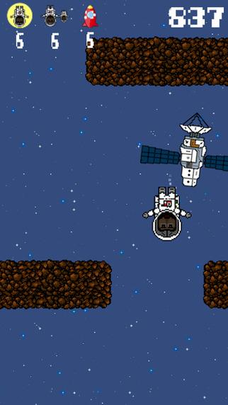 لعبة رايدينغ سبيس Riding Space للايفون