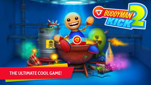 Buddyman: Kick 2 by Kick the Buddy