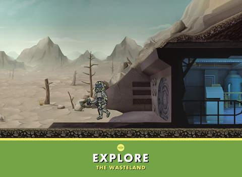 ipad Fallout Shelter Screenshot 3
