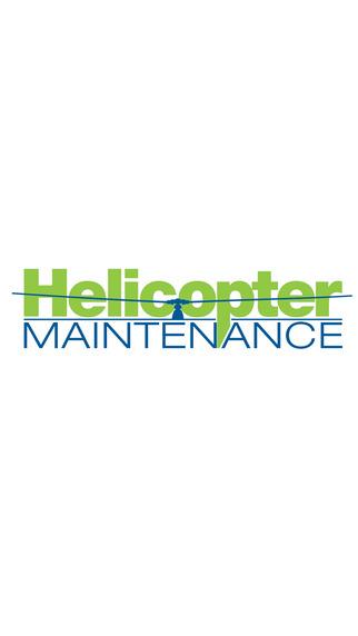 Helicopter Maintenance Magazine