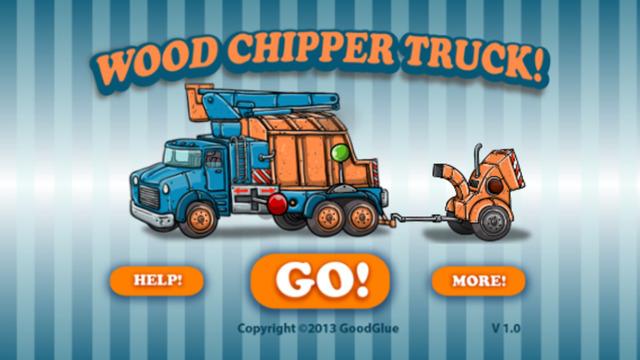 Wood Chipper Truck