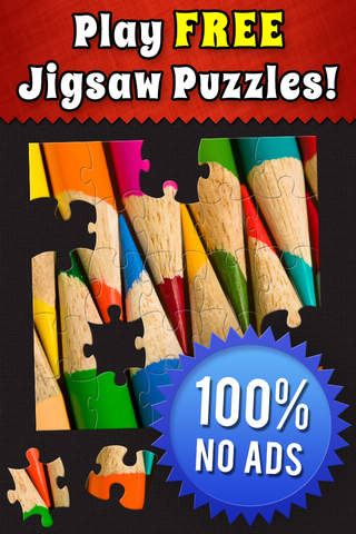Screenshot 1 Jigsaw Puzzle Bug - Amazing HD Jigsaw Puzzles for Adults and Fun Jigsaws for Kids