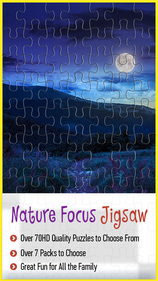 Activity Puzzle Nature Plus Landscapes -daily educational jigsaw puzzles