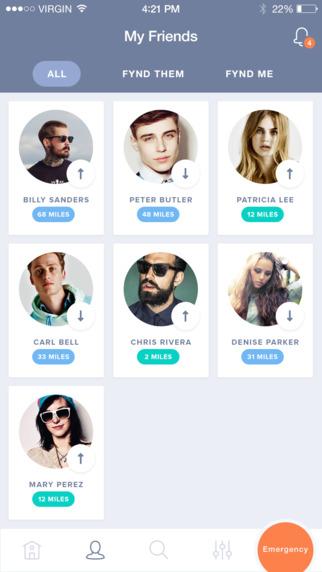 iFynder Pro Screenshots