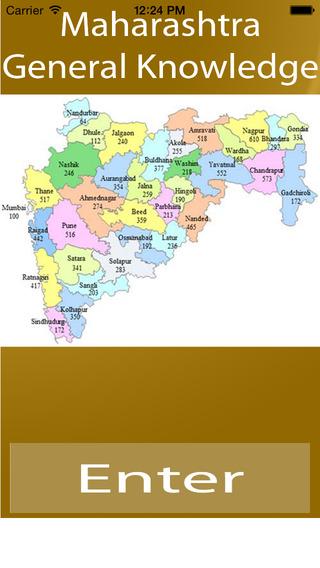 Maharashtra GK - General Knowledge
