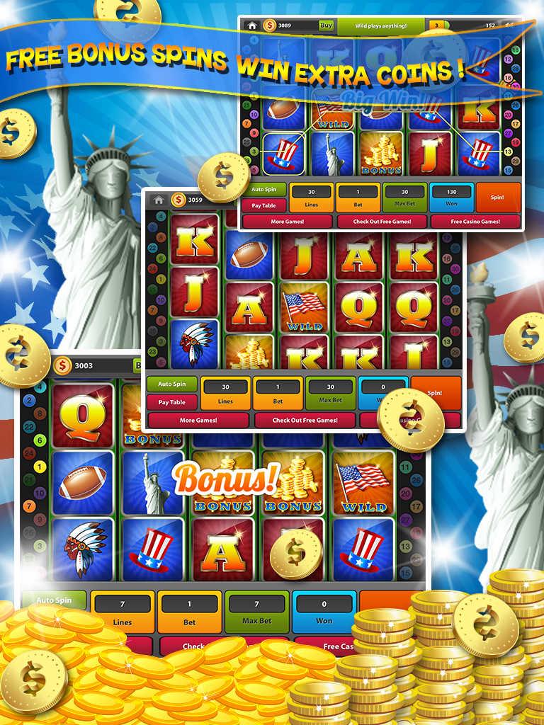 free slot machine vegas style