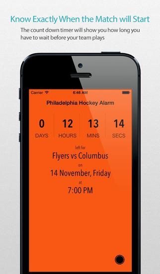 Philadelphia Hockey Alarm