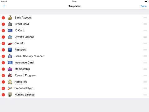 Password Manager App Pro - Lock My Wallet Vault Keep.er & Find.er Safe For iPhone & iPad