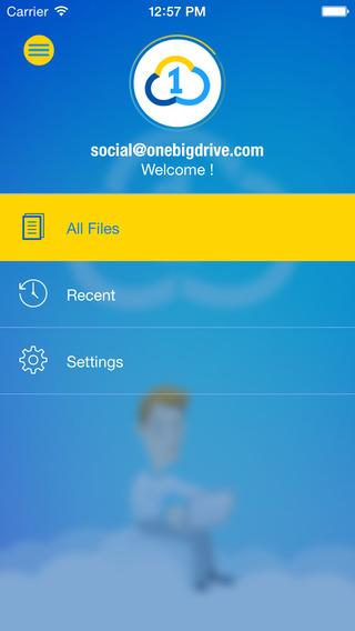 Secure Clouds – OneBigDrive