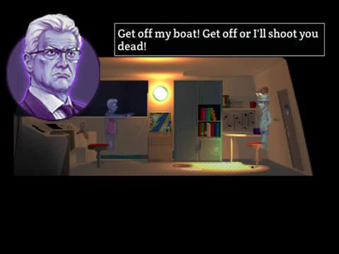Blackwell 4: Deception Screenshot