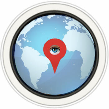 SpyChatter 社交 App LOGO-硬是要APP