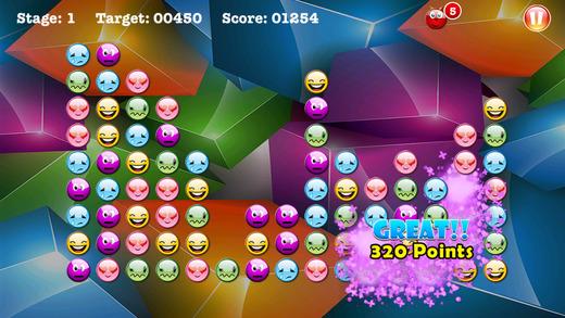 A Addictive Emoji Bubble Pop - LMAO Emoticon Explosion Burst Popper Fun