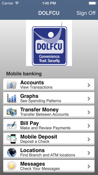 DOLFCU MOBILE BANKING