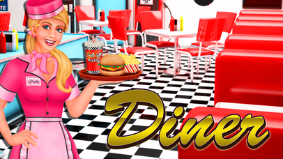 Screenshot 1 Гранд Делюкс слоты Diner Казино тире игры для свободного скачивания