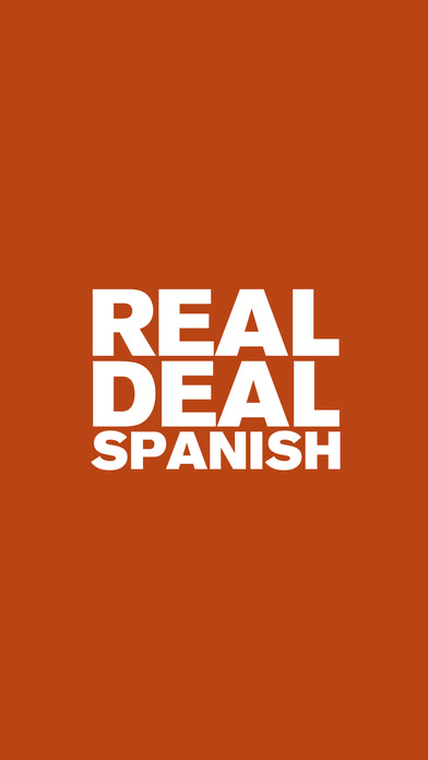 Real Deal Spanish