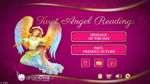 Tarot Angel Readings Ads Free