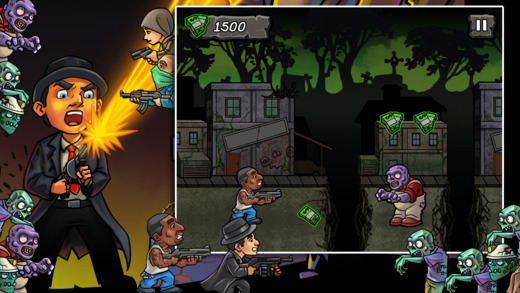 Zombies Of Earthquake: Hood Up Gangster