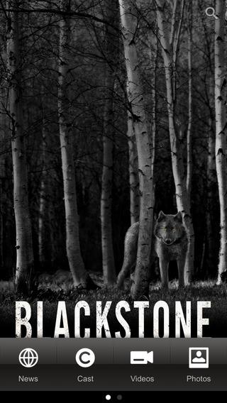 Blackstone: The Series