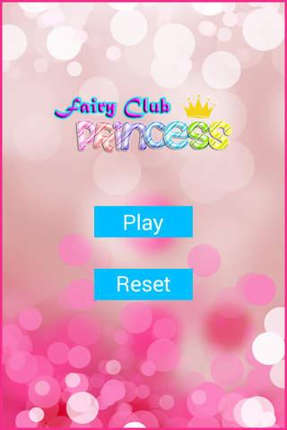 Puzzles for Fairy Club & Princess screenshot 1