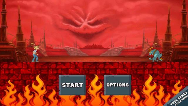 Hellfire Escape - Extreme Running Man Dash- Pro