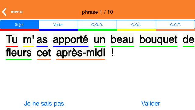 Grammaire CE2