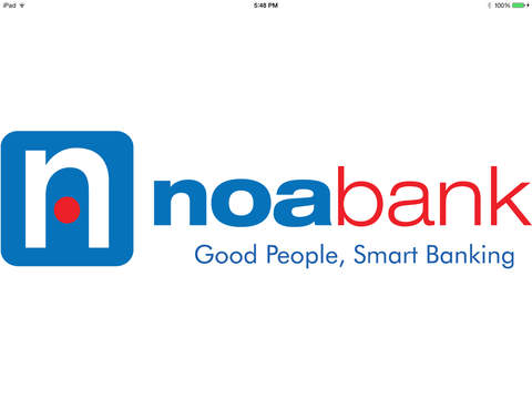 NOA BANK for iPad