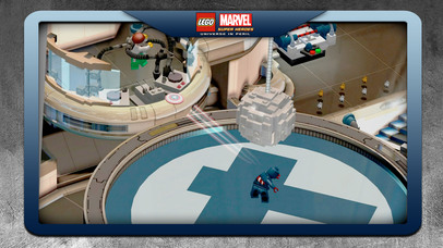 LEGO® Marvel Super Heroes: Universe in Peril screenshot