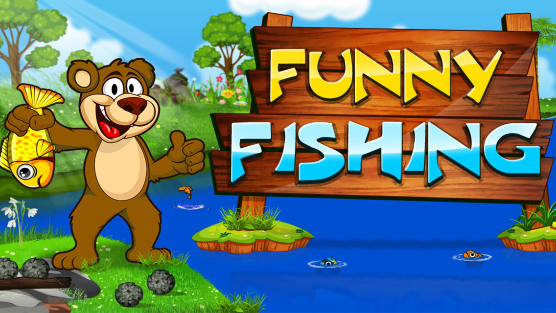 App shopper funny fishing game pro games for Fishing game app