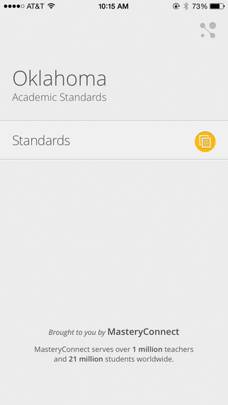 Oklahoma Academic Standards