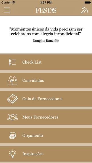 FESTAS Royal Guide