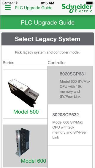 PLC Upgrade Guide