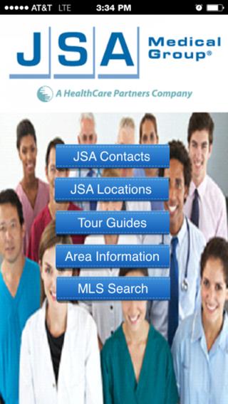 JSA Medical Group Relocation Assistant