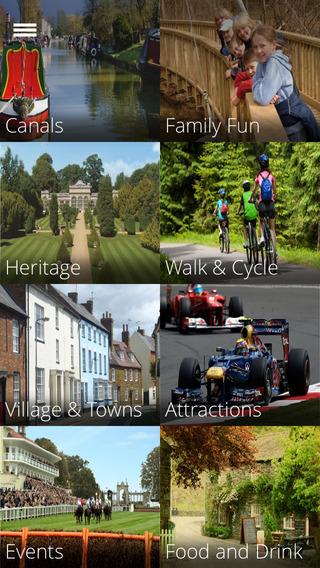 Explore South Northamptonshire