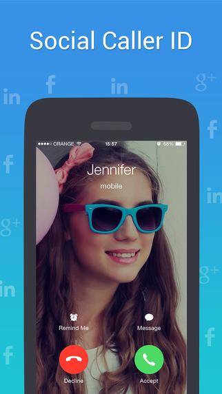 Sync.ME - Social Caller ID for Facebook LinkedIn Google+