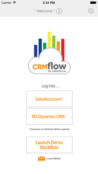CRMflow for Salesforce