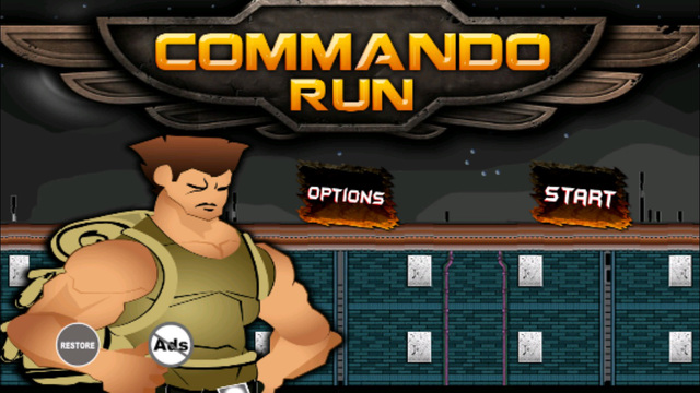 Commando Run - Battle And Punch Enemy Soldiers