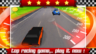 `` Airborne Nitro Racer 3D `` - The real super battle racing game on mobile !!