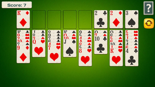 Classic Free Cell Solitaire Pro