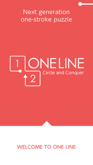ONE LINE - Circle and Conquer -