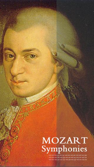 Mozart Symphonies No. 18 - 41.