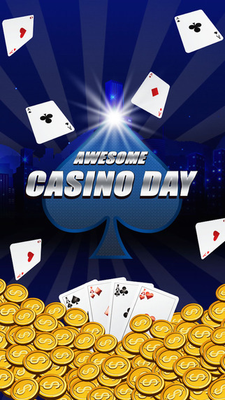 Awesome Casino Day Pro : Scatter and Bonus Crazy