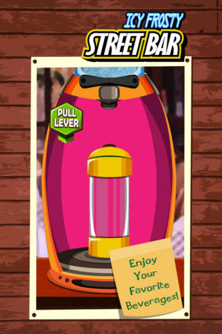 Fruity Ice cubes Smoothie Makers :The Smoothy Refreshing Ice Frozen Cocktail Drink Simulation Game screenshot 4