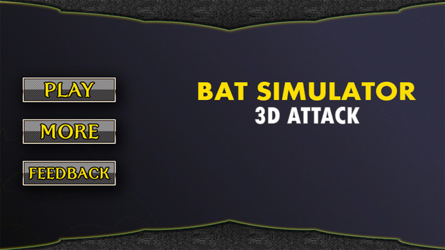 Bat Simulator 3D Attack - Flying Fox Bout